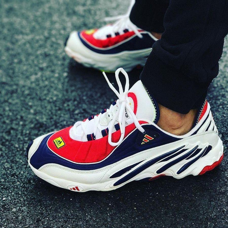 1998 Adidas EQT Solution @mistereat | shoes en 2019