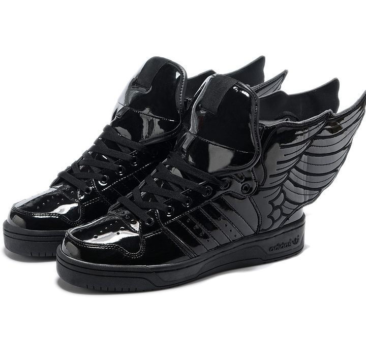 wing adidas shoes | 2013 new shoes adidas angel wings back