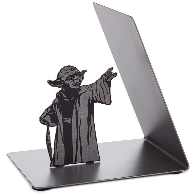 Star Wars Yoda Metal Bookend Star Wars Yoda Star Wars Bedroom Star Wars Decor