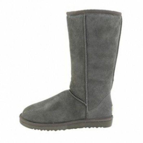 UGG Classic Alto botas grises 5815