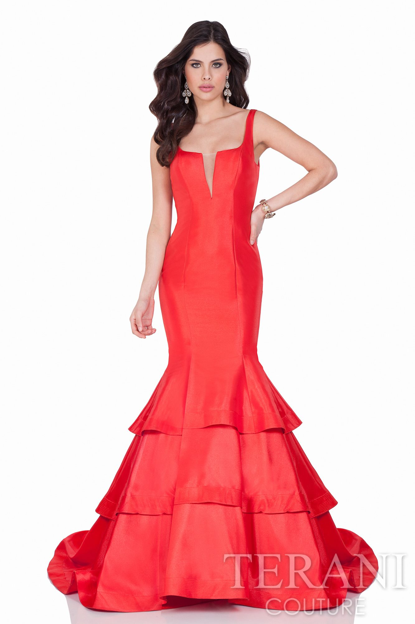 Terani couture prom dresses evening dresses homecoming