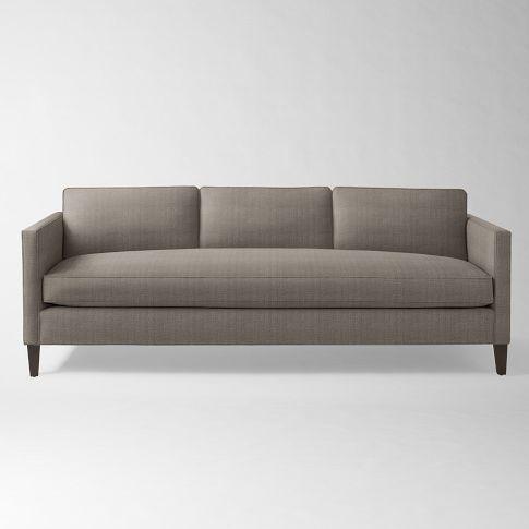 Dunham Sofa - Box Cushion | west elm