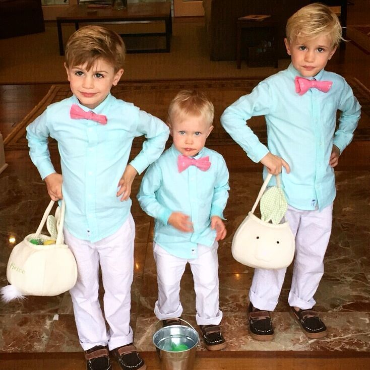 Here's a pic to brighten up this gloomy day. They look like they crushed their Easter egg hunt!  #latergram #bowtietuesday #kidsbowtie #custombowtie #pinkbowtie #easterbowtie #preppykids #stylin #southernstyle #southernswag #charlestonstyle #charlestonfashion  Photo credit: Alison Chandler
