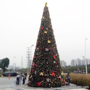 Decorated large christmas trees for sale  iChristmasLight