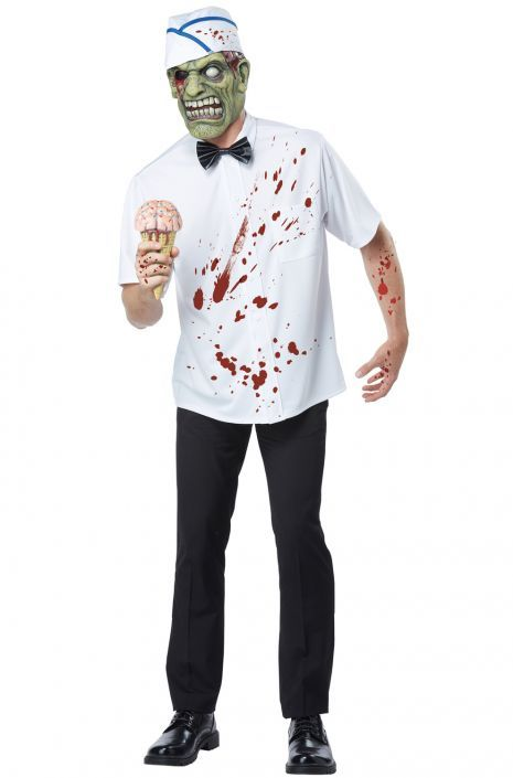 Eerie Zombie Costumes for Men to Wear this Halloween Costumes - halloween costumes ideas for men