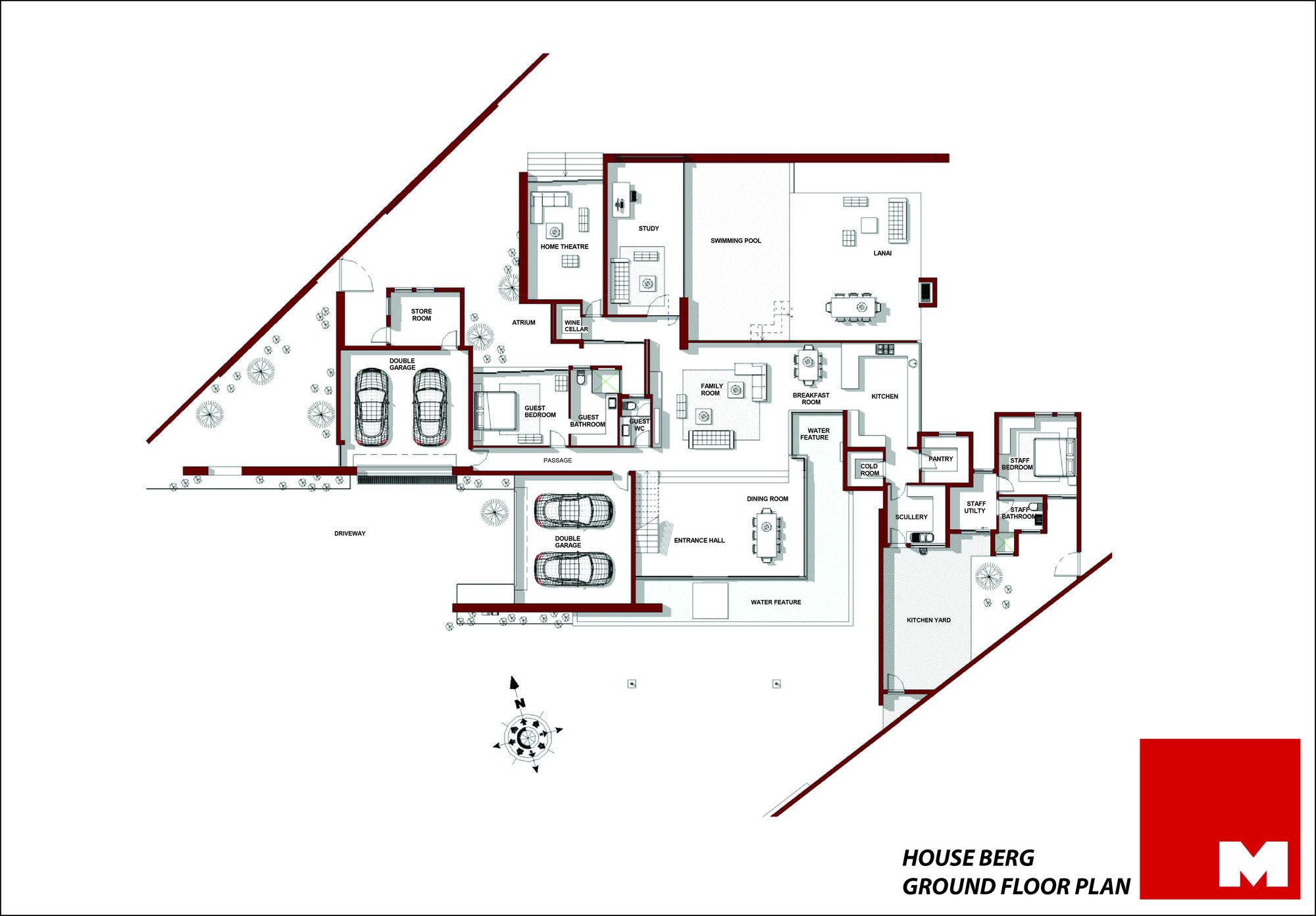 Gallery - House Ber / Nico van der Meulen Architects - 26