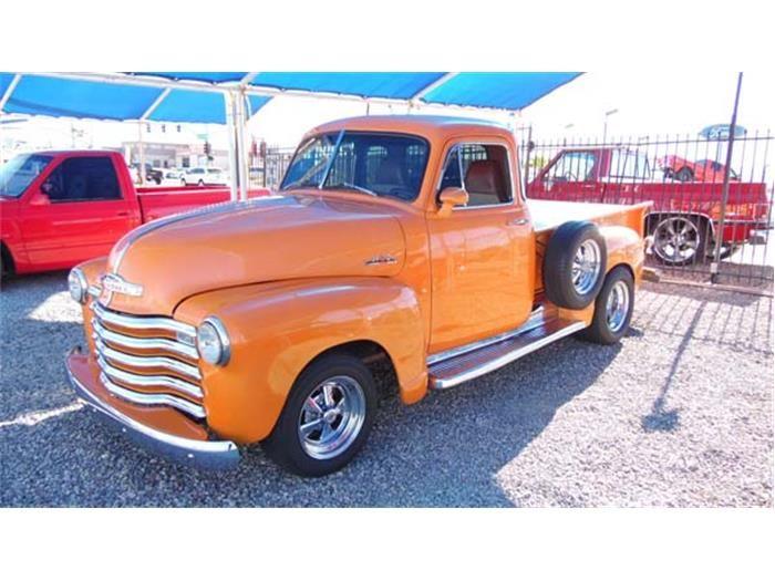 Omaha Orange Chevy Trucks Chevrolet Trucks Chevy