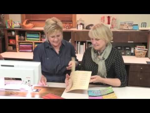 The Quilt Show: BERNINA - Designing Your Own Decorative
