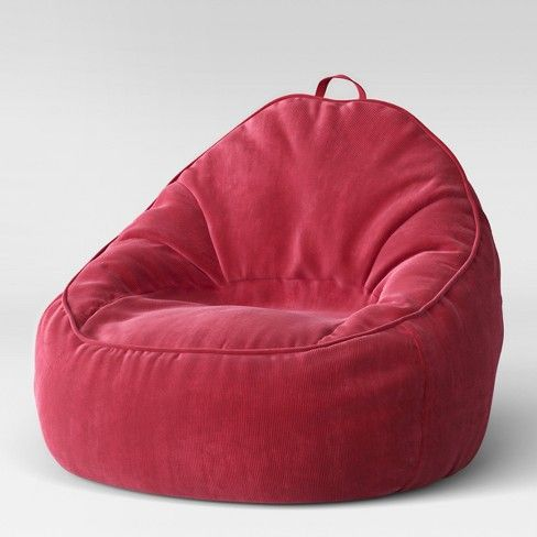 Xl Structured Bean Bag Chair Removable Cover Pillowfort Target Seats