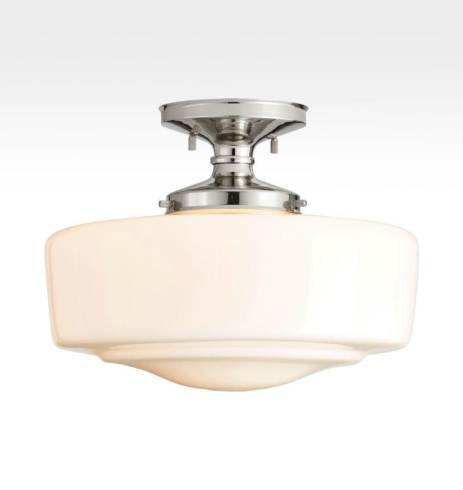 Eastmoreland 4 Fitter Semi Flush Fixture Rejuvenation Eastmoreland Semi Flush Kitchen Ceiling Lights