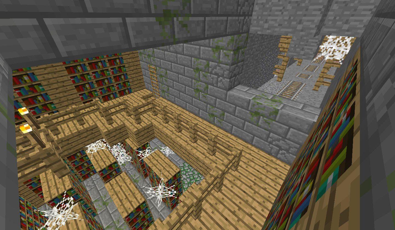 Minecraft Abandoned Village