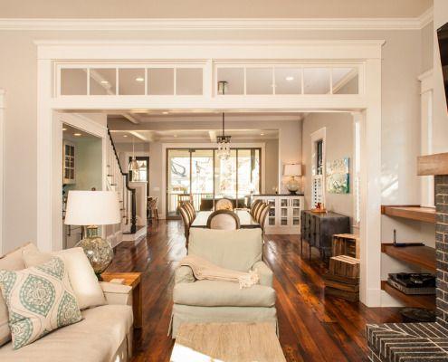 Contemporary Craftsman Interiors   Google Search