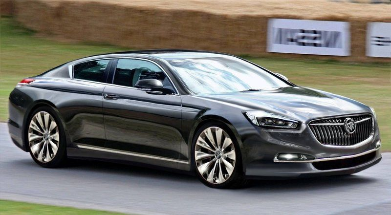 2017 Buick Riviera Lacrosse Originally Posted By Monaross Carshot Top
