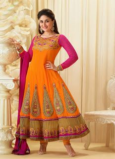 Komal Collection: Some of the best trends in Salwars...