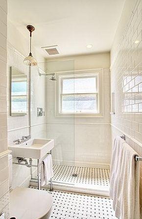 11 Creative Ways To Make A Small Bathroom Look Bigger Classic