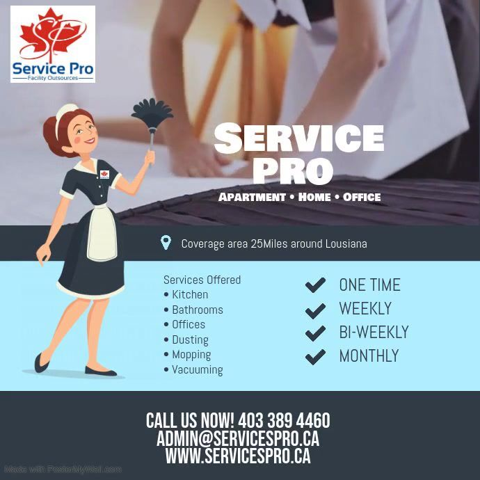 Copy Of Cleaning Services Flyer Instagram Facebook Social