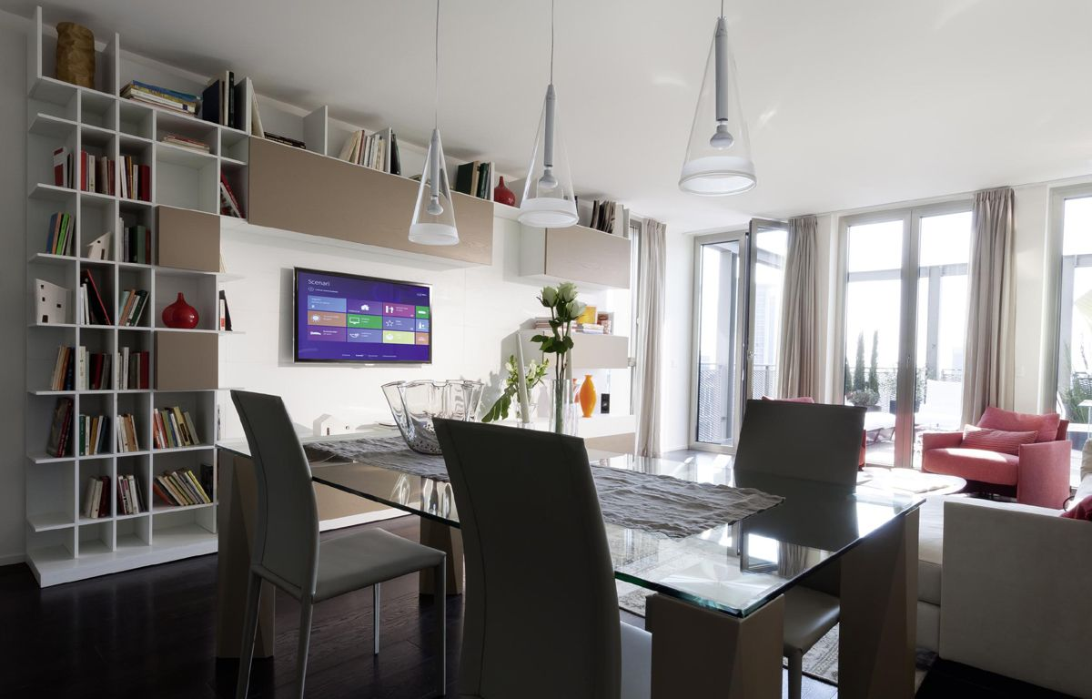 Lussuosi appartamenti in vendita in porta nuova a milano for Interior design appartamenti