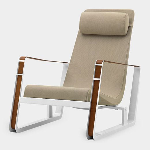 Cité Armchair is one of Prouvé's early masterpieces