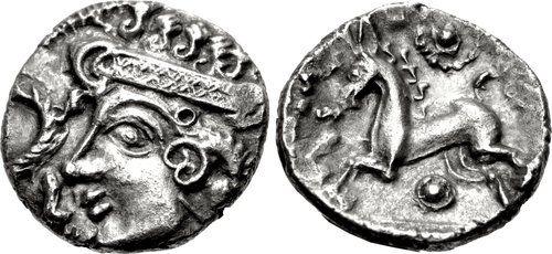 Resultado de imagen para monedas iceni