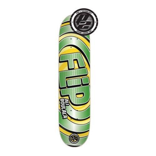 Flipskateboards Ali Boulala P2 Swirls Skateboard Deck 8 25x32 31 Flip Skateboards Skateboard Skateboards