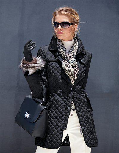 Gehrock, FRAAS. Schal, Hose, Handschuhe, Tasche