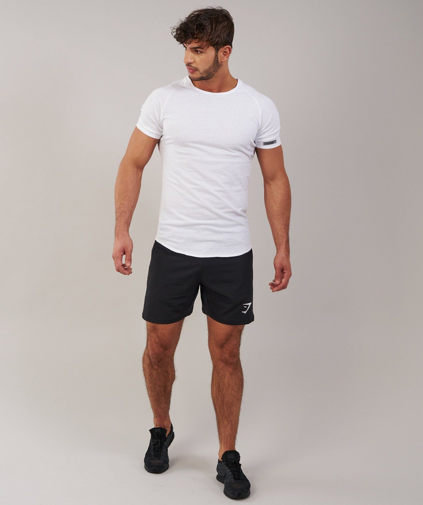 Gymshark Sport Shorts - Black in 2020   Gym wear men ...