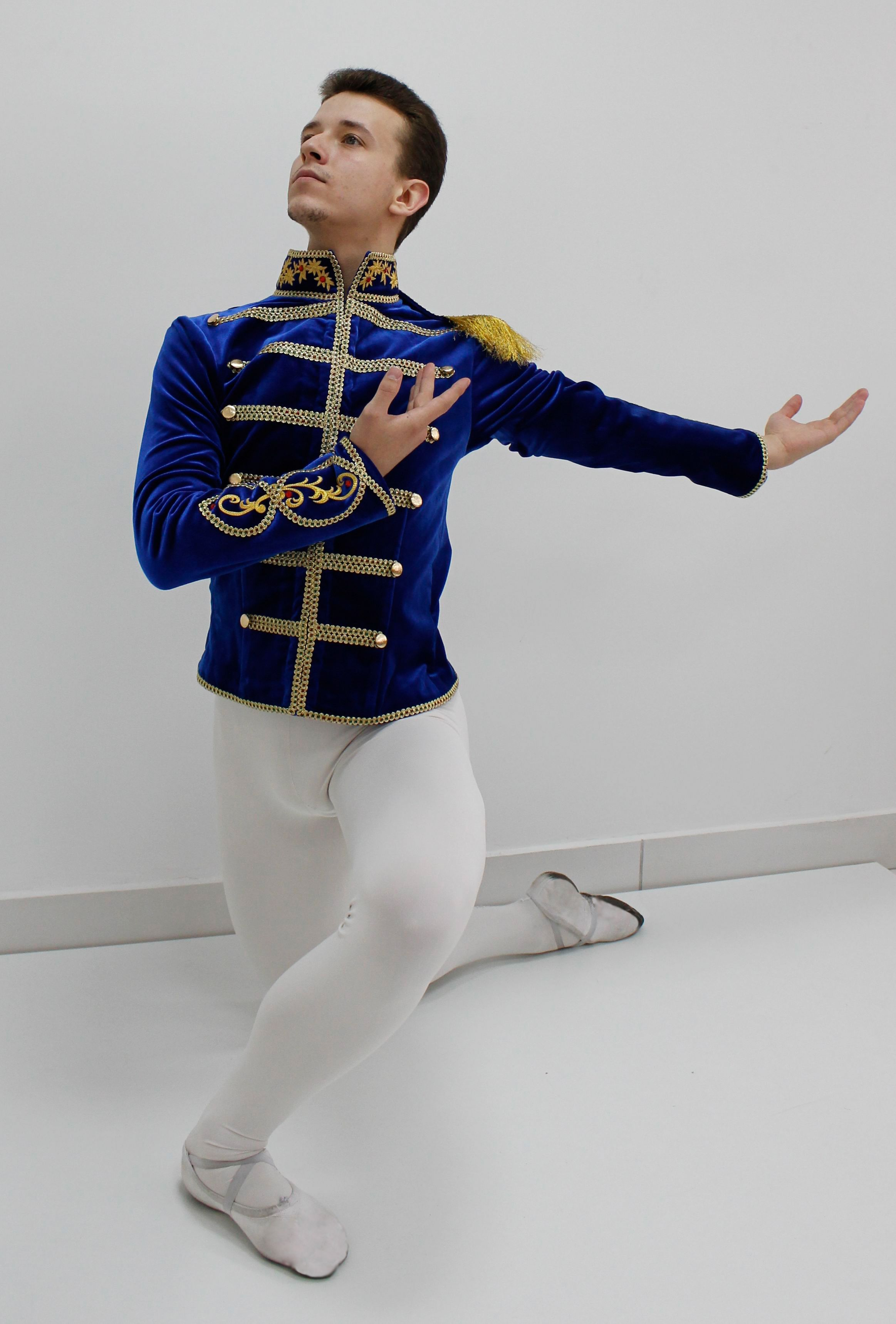 Stage Costume Made By Ballet Fashion Male Ballet