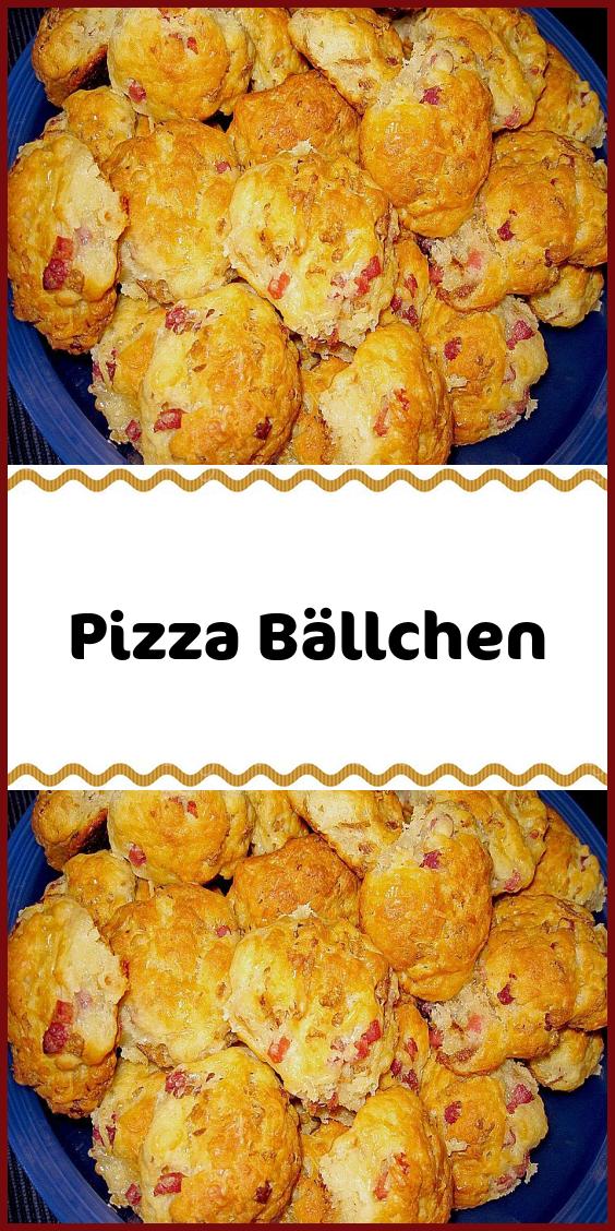 Photo of Pizzabällchen