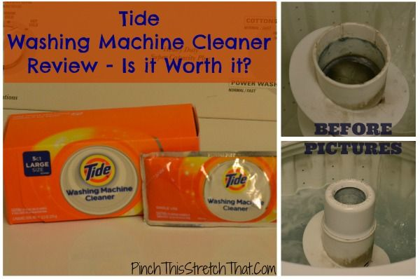 Tide Washing Machine Cleaner Review – Is it Worth it?
