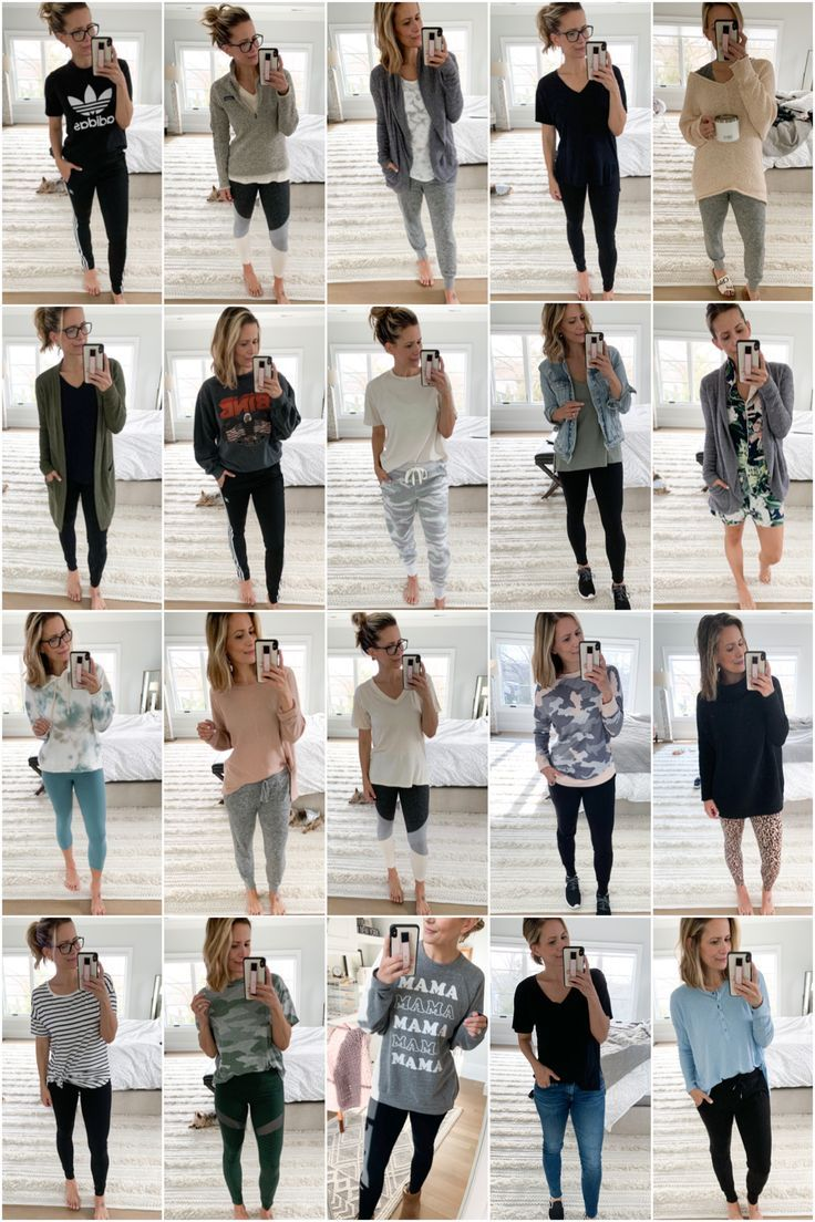 20 Outfits For STAYING HOME – my kind of sweet