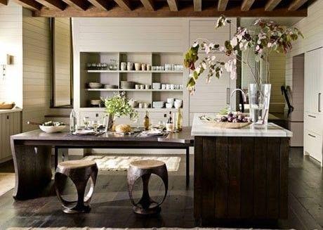 Le cucine di design più belle del mondo - Cucina nel North Carolina