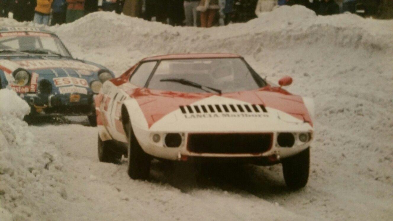 Lancia Stratos Prototype Munari   old rally car   Pinterest   Rally ...