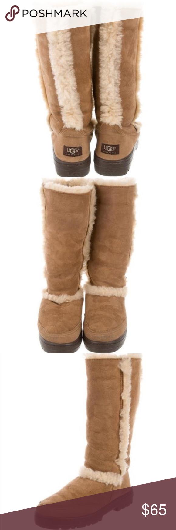 dillards uggs womens boots