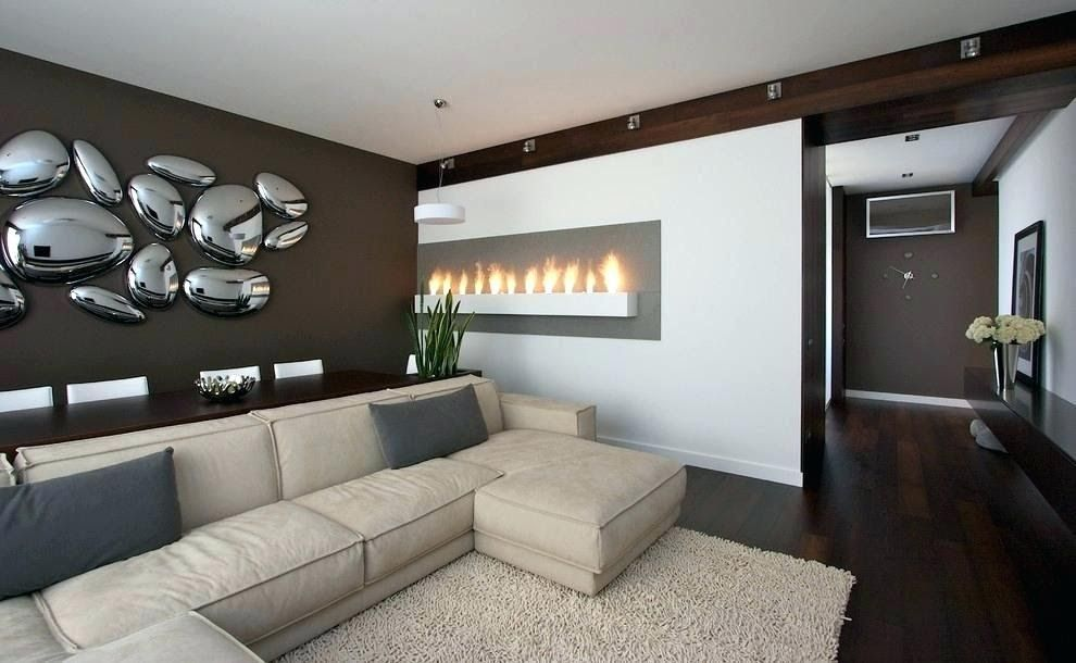Modern Rustic Wall Decor Fakesartorialist Com 25 Stylish Bedroom Wall Decor Ideas 30 Modern In 2020 Sitting Room Decor Modern Living Room Wall Wall Decor Living Room
