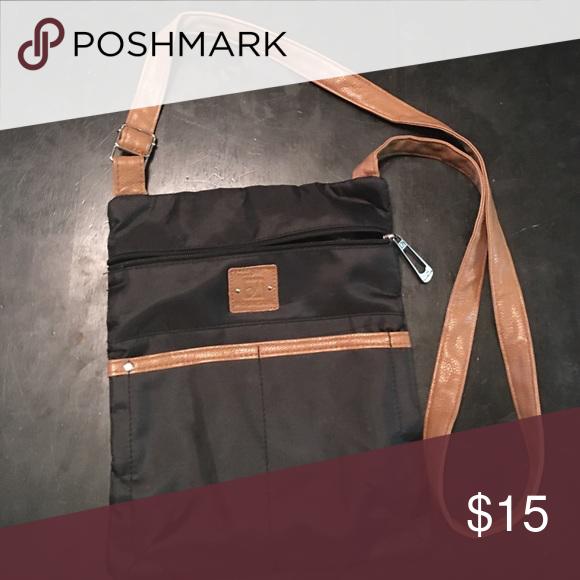 stone mountain crossbody bag