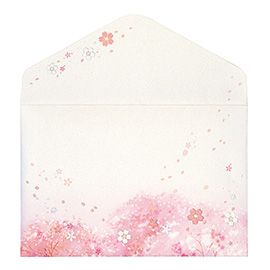sakura envelope