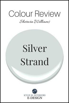 Colour Review: Sherwin Williams Silver Strand SW 7