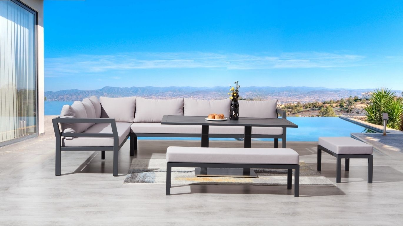 Bondi outdoor lounge dining combo lavita furniture