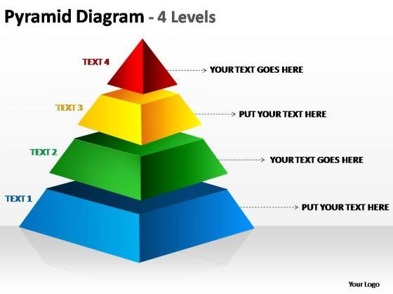 Pyramid Powerpoint Template  BesikEightyCo