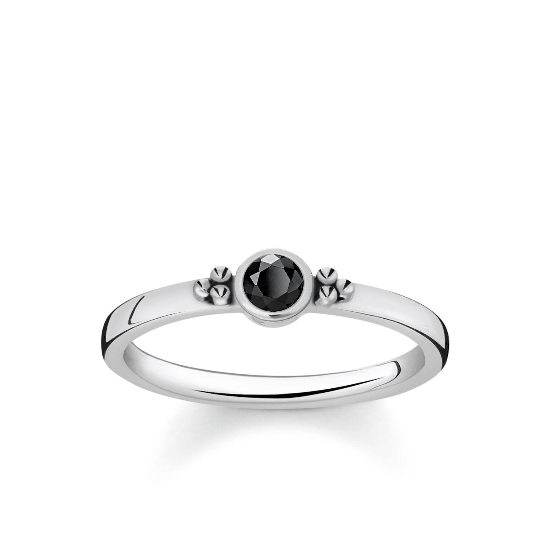 Thomas Sabo Glam Soul Sterling Silver Ring Thomas Sabo Sterling Silver Pendants Sterling Silver Rings