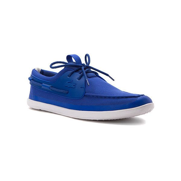 097a5dfa4b074 Penny Loafers · Guy Fashion · Lacoste L.andsailing 216 1 Slip-Ons found on  Polyvore featuring polyvore
