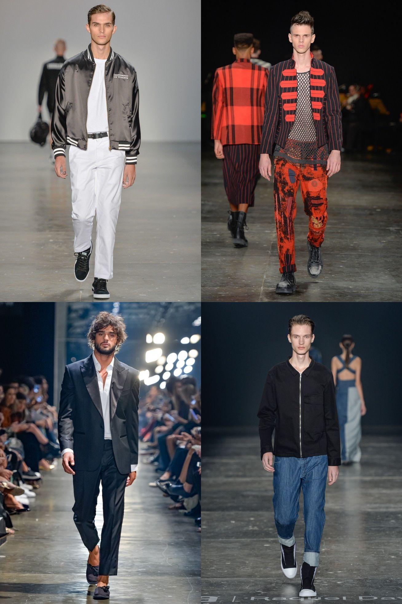 f37e378b9 7 tendências masculinas do Verão 2017   DESFILES MASCULINOS   FASHION SHOW    MENSWEAR   Fashion, Bambam, Runway