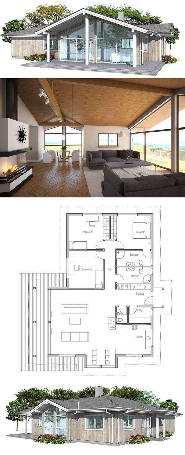 Hausplan top 20 hauspl ne h user pinterest 20er for Architektur 20er