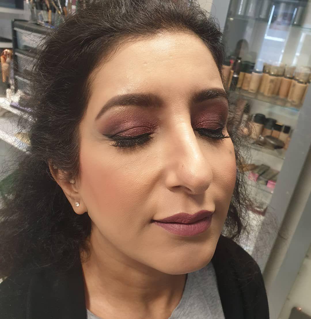 Party makeup ❤️