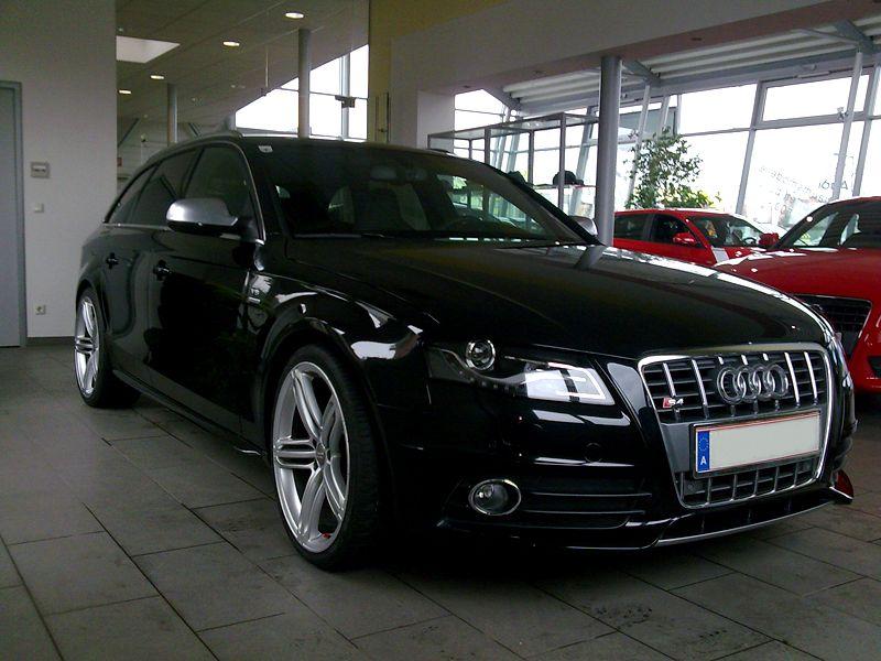 Official B8 A4 Wheel Gallery Audi A4 Audi A4 Avant Sports Wagon