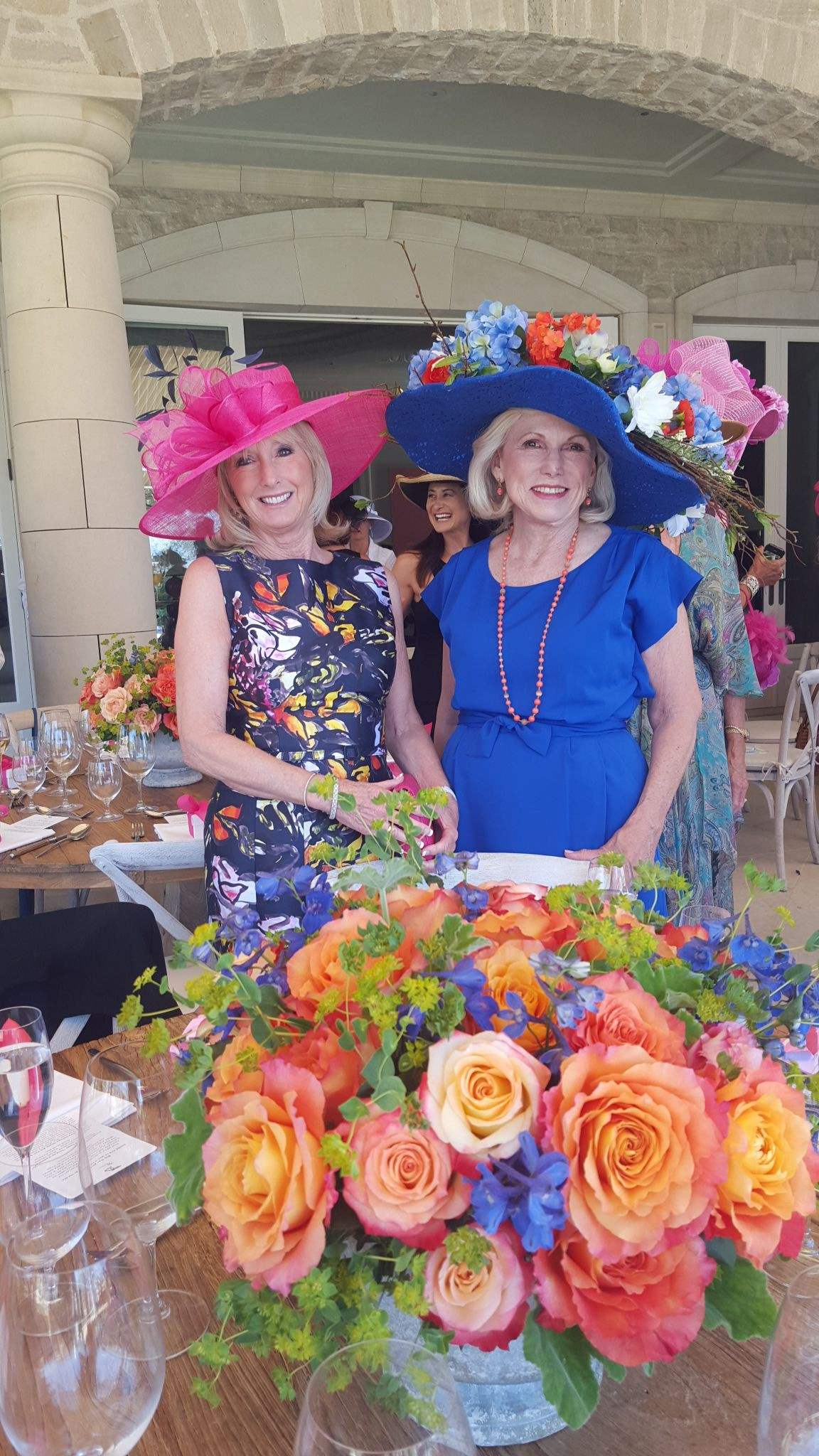 August 8 2015 the 22nd Annual Big Hat Party A Celebration of