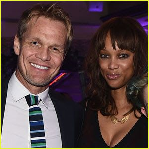 Tyra Banks And Boyfriend Welcome Their First Child Together Http Www Thelivefeeds Com Tyra Banks And Boyfrie Tyra Banks Boyfriend Tyra Banks Son Tyra Banks