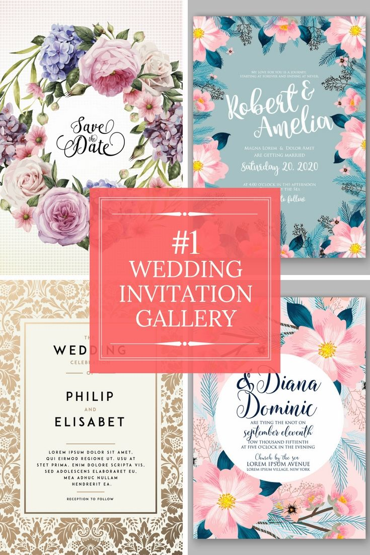 Top Wedding Invitation Ideas - Navigate Our Wedding Invitation ...