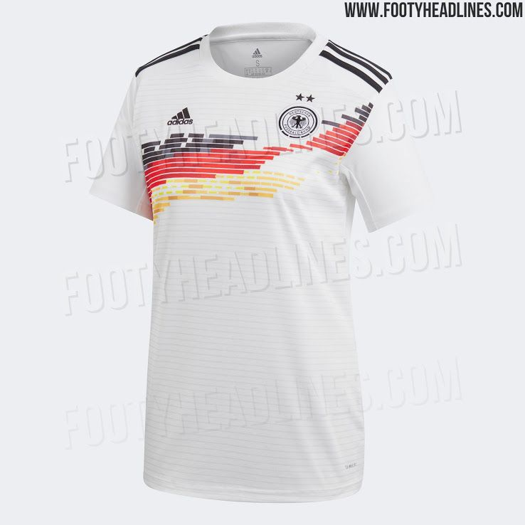 Adidas Germany 2019 Women S World Cup Home Away Kits