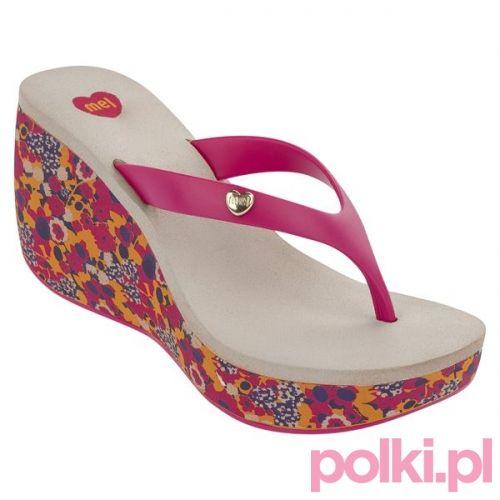 45 Par Najmodniejszych Japonek Z Letnich Kolekcji Shoes Spring Summer 2014 Mel By Melissa